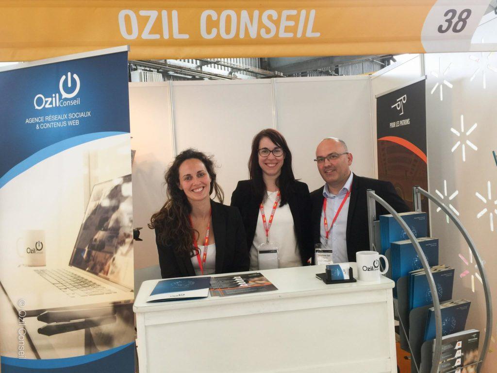 Ozil Conseil - Connec Sud 2016